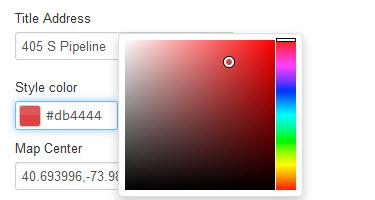 Color Configuration