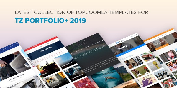 Latest-collection-of-top-Joomla-templates-for-TZ-Portfolio-2019