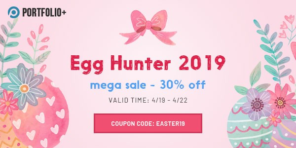 [Easter sale] 30% OFF on all membership bundles