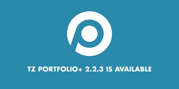 Unleash TZ Portfolio+ 2.2.3 with some goodies
