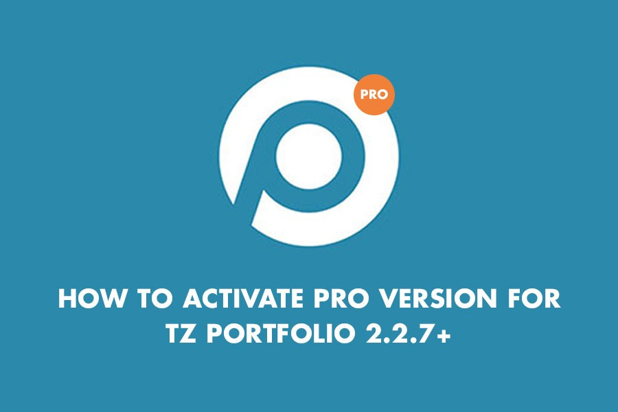 How to activate pro version for TZ Portfolio+ 2.2.7