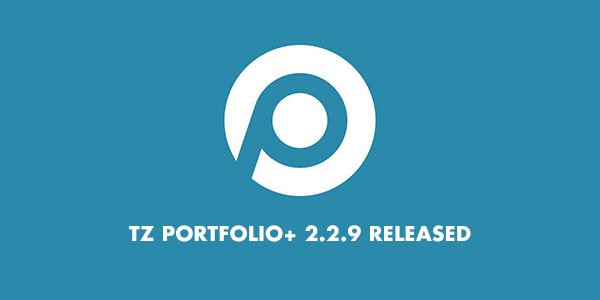 TZ Portfolio+ 2.2.9 released - What's new inside?