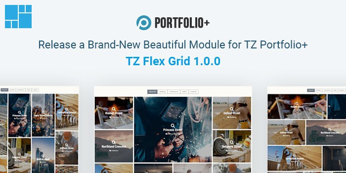 Introduce a brand-new module - TZ Flex Grid 1.0.0