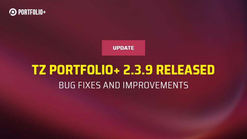 update-tz-portfolio-2.3.9