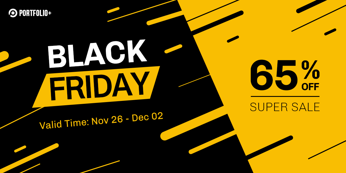 Massive Black Friday Sale - 65% OFF On Everything