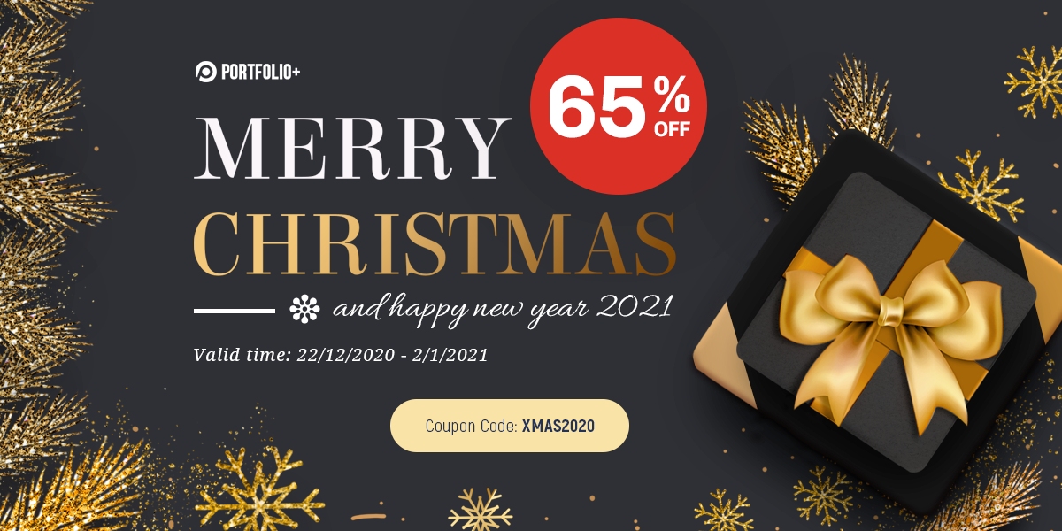 Christmas Sale 2020: 65% OFF On All Membership Subscriptions