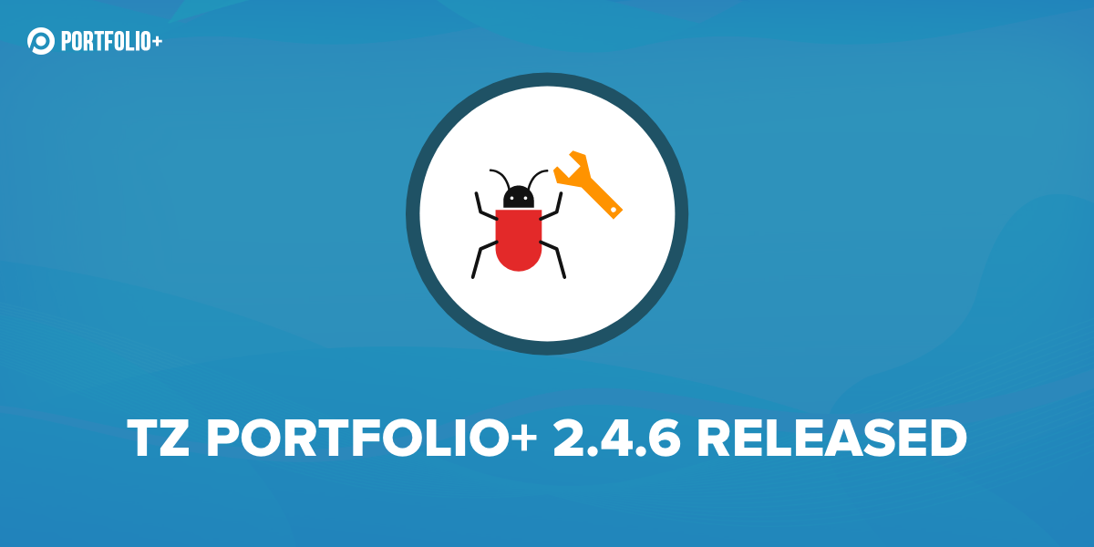 [Update] TZ Portfolio+ 2.4.6 is ready