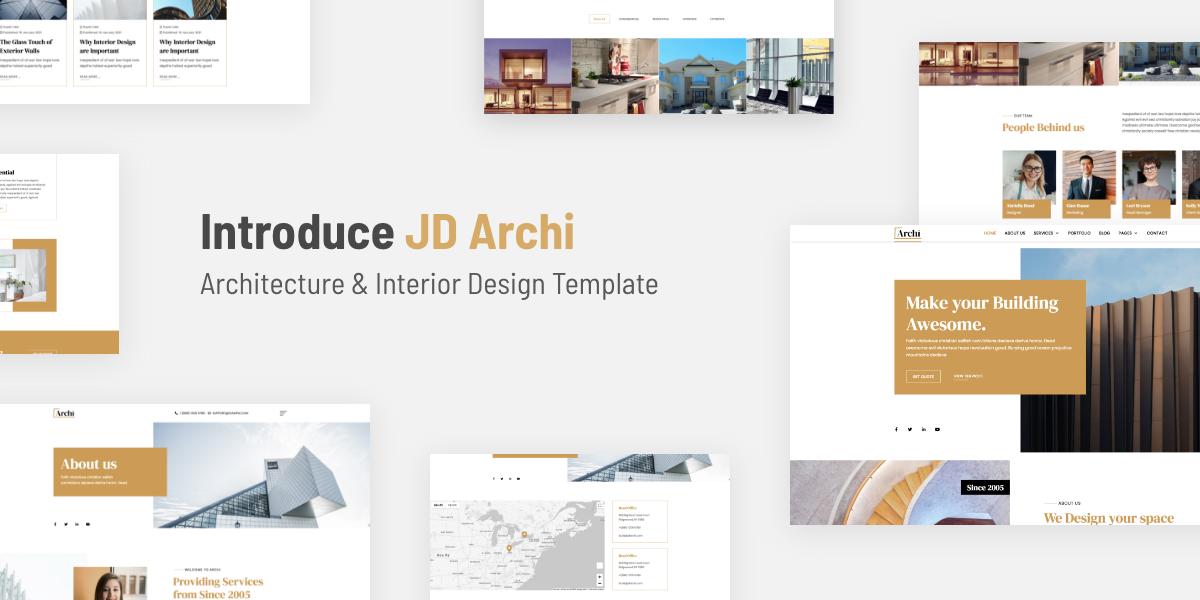Introduce-JD-Archi-Architecture-Interior-Design-Template
