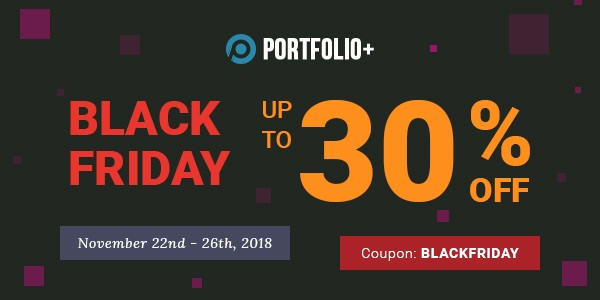 SALE OFF 30% on Black Friday 2018