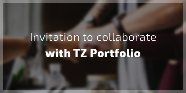 Invitation to collaborate with TZ Portfolio for mutual benefits
