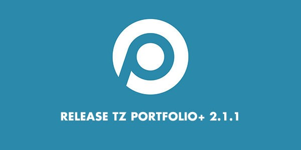 TZ Portfolio+ 2.1.1 released with some bug-fixes and a useful enhancement