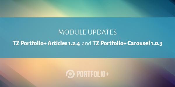 Module-updates