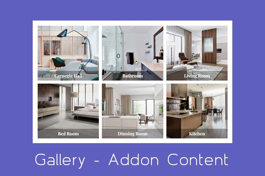 Gallery Content